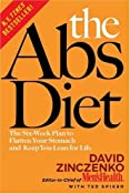 The Abs Diet: The Six-Week Plan to Flatten Your Stomach and Keep You Lean for Life: David Zinczenko, Ted Spiker: 9781594862168: Amazon.com: Books