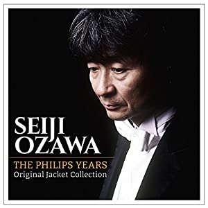 Seiji Ozawa - The Philips Years by Decca (UMO)