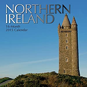 Northern Ireland 2015 Wall Calendar