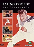 Ealing Comedy DVD Collection - The Ladykillers/Kind Hearts and Coronets/The Lavender Hill Mob/The Man in the White Suit [1955]