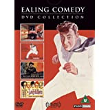 Ealing Comedy DVD Collection - The Ladykillers/Kind Hearts and Coronets/The Lavender Hill Mob/The Man in the White Suit [1955]by Alec Guinness