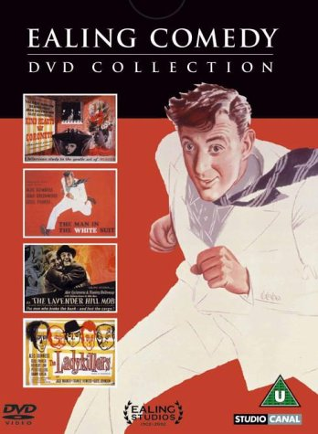 Ealing Comedy DVD Collection - The Ladykillers/Kind