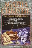 Agatha Christie: Five Complete Miss Marple Novels (Avenel Suspense Classics)