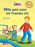 Max-Bilderbücher: Max geht nicht mit Fremden mit: Bilderbuch mit Brettspiel
