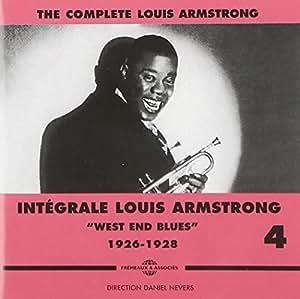 Integrale /Vol.4 (West End Blues 1926-1928)