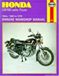 Honda CB750 sohc Fours Owners Worksho...