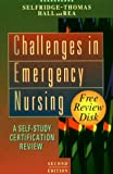 img - for Challenges in Emergency Nursing: A Self-Study Certification Review (With Diskette for Windows) book / textbook / text book