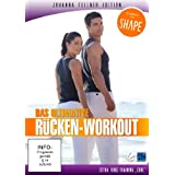 "Das ultimative R�cken-Workout - Johanna Fellner Edition (empfohlen von SHAPE)von ""Johanna Fellner"""