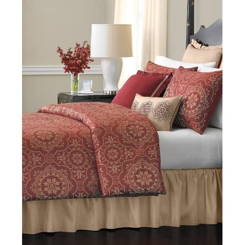 Martha stewart collection bedding bristol 24 for Well decorated bedroom