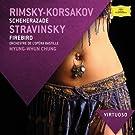 Rimsky-Korsakov : Scheherazade - Stravinsky : L'Oiseau de feu