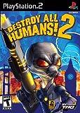 Destroy All Humans 2 - PlayStation 2