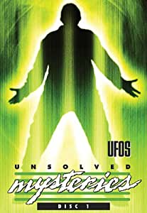 Unsolved Mysteries UFO's
