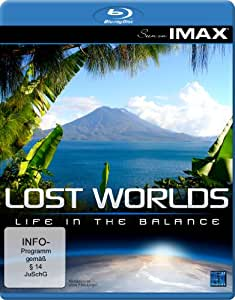 Seen On IMAX: Lost Worlds - Life In The Balance [Blu-ray]