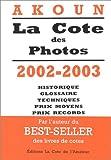 echange, troc Jacky Akoun - La Cote des photos