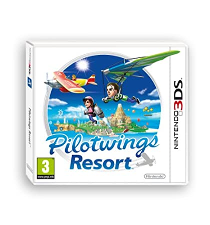 Pilotwings Resort (Nintendo 3DS)