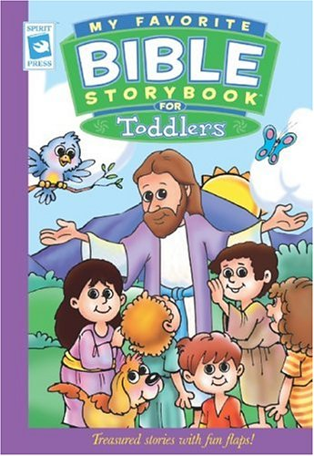 My Favorite Bible Storybook for Toddlers (My Favorite Bible Storybook (Dalmatian Press))