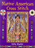 img - for Native American Cross Stitch book / textbook / text book