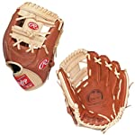 Rawlings PROS12ICBR Pro Preferred 11 1/4 inch Infielder Baseball Glove