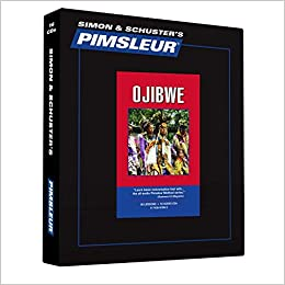 Amazon Com Ojibwe Comprehensive Learn To Speak And