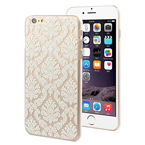 Amonfineshop für iphone 6 4.7inch case;Henna Floral Paisley