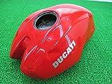 [ドゥカティ] ドゥカティモンスター純正タンク赤 2104