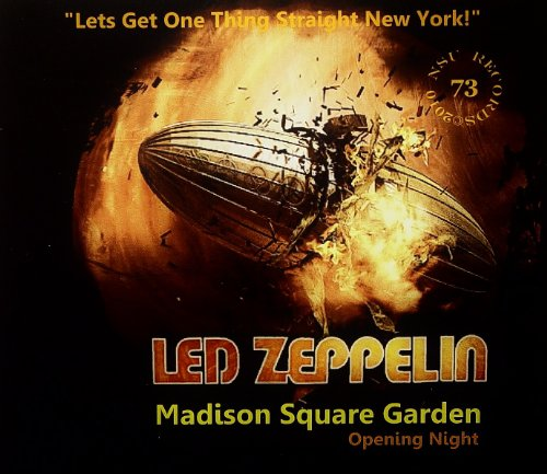 """Led Zeppelin """"Lets Get One Thing Straight New York"""" July 27,1973 Ltd 3Cd"""
