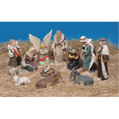 Nativity Figures front-223279