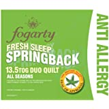 Fogarty Fresh Sleep Anti Allergy All Seasons Duo Double