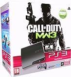echange, troc Console PS3 320 Go noire + Call of Duty Modern Warfare 3 + DLC + Bon de Réduction