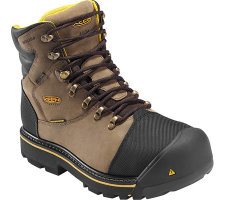 Keen Utility Men's Milwaukee WP Insulated Steel Toe,Black Olive,8 D US (Keen Insulated Boots For Men compare prices)