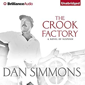 The Crook Factory Audiobook