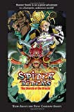 img - for Spider Riders: The Shards of the Oracle book / textbook / text book