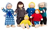 Toy - TOYS pure SO218 - Biegepuppen City-Familie