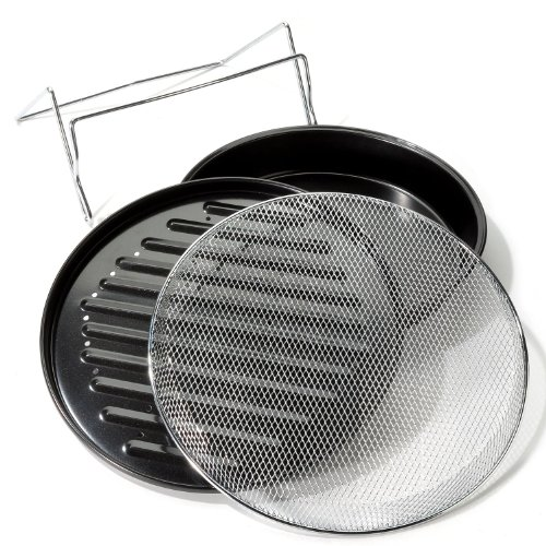 The Sharper Image Super Wave Oven Grilling Accessories (Nuwave Oven Parts compare prices)