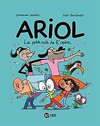 Ariol tome 10 : Les petits rats de l'opéra par Guibert