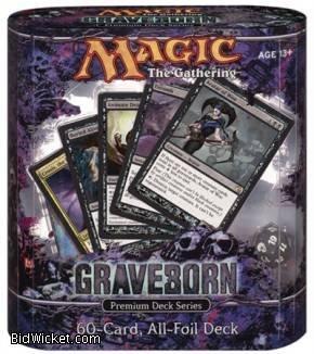 マジック:ザ・ギャザリング  Premium Deck Series : GRAVEBORN 英語版 / タカラトミー
