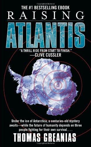 """""""Raising Atlantis"""" av Thomas Greanias"""