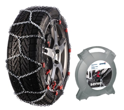 pewag RS 77 servo 3.2mm Square Link Pattern Tire Chain (97 Camaro Rs compare prices)