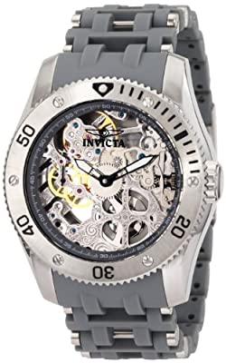 Invicta Men's 1255 Pro Diver Analog Display Swiss Quartz Watch