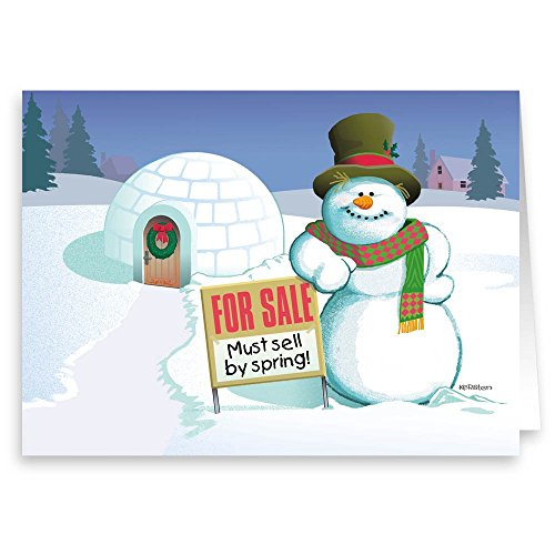 Popular christmas greetings cards for real estate holiday card real estate holiday card reheart Image collections