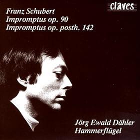 Franz Schubert: Impromptus op. 90 / Impromptus op. posth. 142