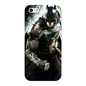 Cute Knight Thrash Multicolor Back Case Cover for iPhone 5 5S