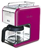 Kenwood kMix Boutique CM029 Filter Coffee Maker - Bright Magenta