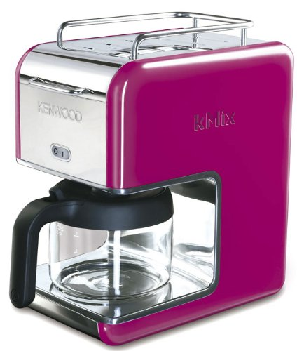 Kenwood kMix Boutique CM029 Filter Coffee Maker, Bright Magenta