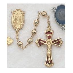 6MM GP Divine Mercy Rosary by McVan