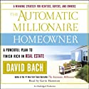 The Automatic Millionaire Homeowner (       UNABRIDGED) by David Bach Narrated by Gavin Hammon