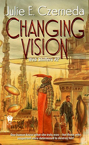 Image of Changing Vision (Web Shifters)