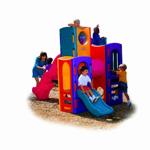 Little tikes little tikes playgroundfrom little tikes for Little tikes outdoor playset