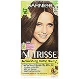 Garnier Nutrisse Nourishing Color Creme, 413 Bronze Brown