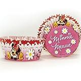 50 Minnie Mouse Polka Dot Cupcake Cake Cases